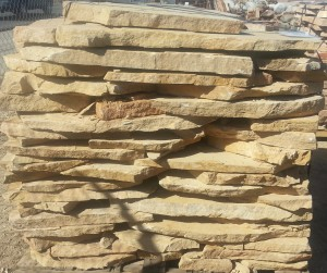 Arizona Flagstone Golden Buckskin