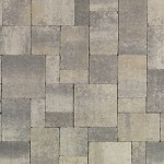 Castle Cobble I & II   Gray/Moss/Charcoal