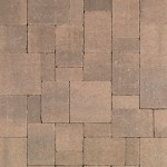 Castle Cobble I & II   Cream/Brown
