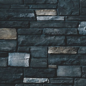 Country Ledgestone-Black Rundle