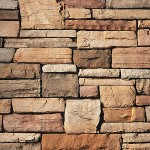 Country Ledgestone-Caramel