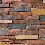 Country Ledgestone-Red Rock