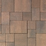 Courtyard Stone   Cream/Brown/Charcoal