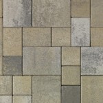Courtyard Stone   Gray/Moss/Charcoal