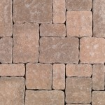 Estate Cobble I & II   Cream/Brown