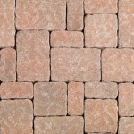 Estate Cobble I & II   Cream/Terracotta/Brown