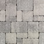 Estate Cobble I & II   Gray/Charcoal
