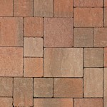 Slate Stone   Cream/Terracotta/Brown