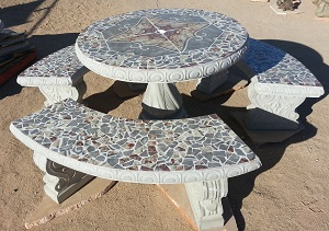 Table/Bench Set