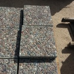 Natural Exposed Aggregate Square