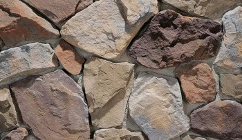 Eld Stone Country Rubble Bordeaux