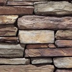 Eld Stone Rustic Ledge Saddleback