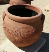 Clay Ball Pot