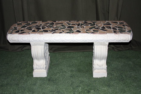 Traditional Oval-Rect Bench