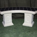 Round Bullnose Bench