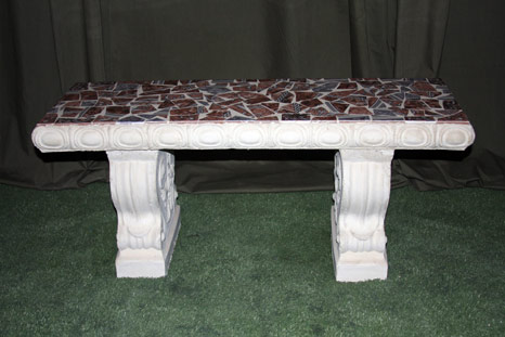 Traditional Rect Bench