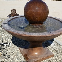 Large Ball Fountain