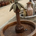 Palm Tree Fountain